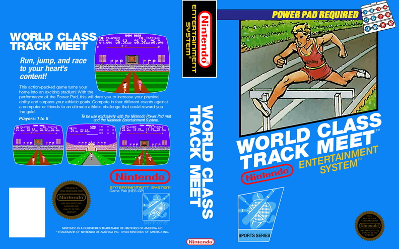 world class track meet nes gameplay of fallout